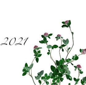 2021年カレンダー表紙 ヨコ