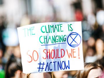 Klimaatverandering: we pakken het samen aan.