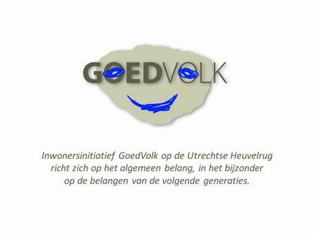 Sluit je aan en doe mee met GoedVolk!