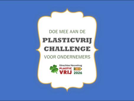Meld je nu aan voor de PlasticVrij Challenge.nl