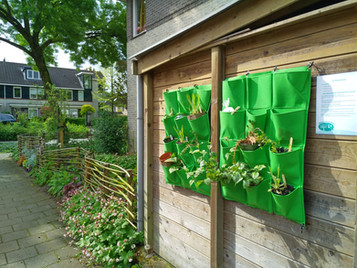 Nieuw: plantenbieb op de Reiger in Hoenderdaal Driebergen