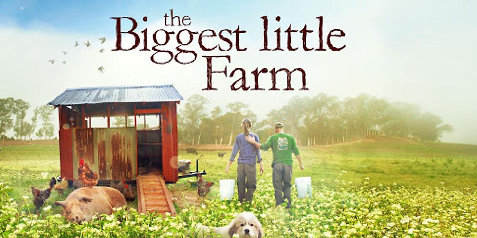 """FoodVolk presenteert: Online Screening van """"The Biggest little Farm"""""""