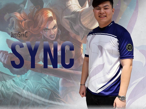 Tips and tricks from our newest streamer, Sync!