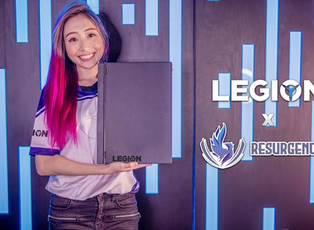 S'porean esports organisation Resurgence renews brand partnership with Lenovo