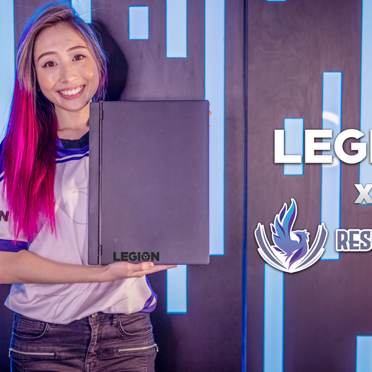 S'porean esports organisation Resurgence renews brand partnership with Lenovo