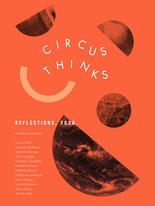 Circus Thinkers Publication 2020 (hard copy print)