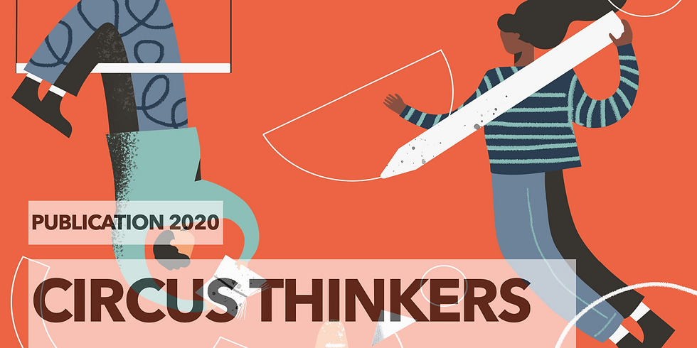 Circus Thinkers Publication 2020 Launch