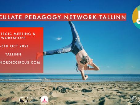 ARTiculate Pedagogy Network public programme in Tallinn!