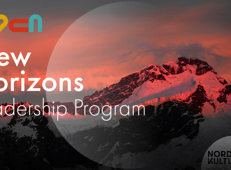 BNCN New Horizons Leadership Programme is open for applications!