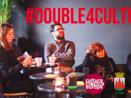 #Double4Culture