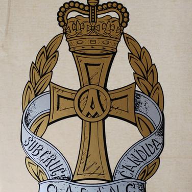 Queen Alexandra's Royal Army Nursing Corps Decal £18