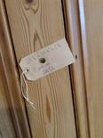 No1/ Waxed door