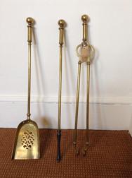 No21 / Brass Companion Set £99