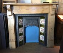 No5 / Fireplace £695