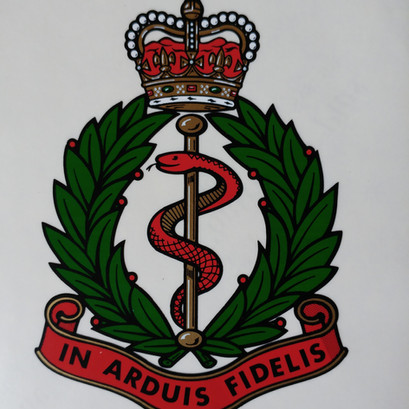 Royal Medical Corps Decal - From £14