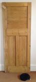 No6 / Waxed door