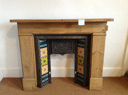 No4 / Fireplace  £695
