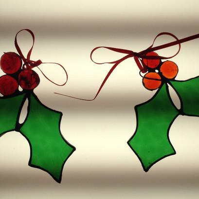 Christmas Holly £14