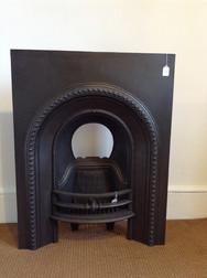 No1 / Fireplace Iron Insert £295