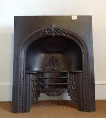 No2 / Fireplace Iron Insert