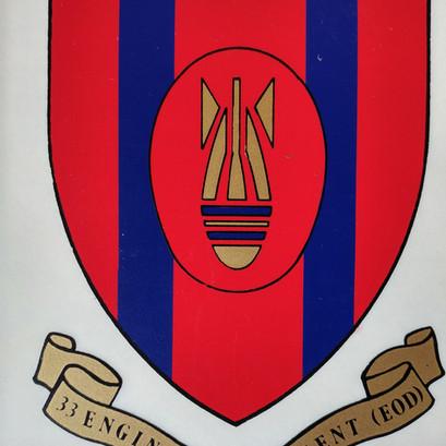 33 Engineer Regiment (EOD) Decal £18