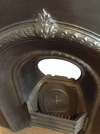 No3 / Fireplace Iron Insert