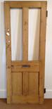 No13 / Waxed door £180