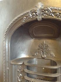 No2 / Fireplace Iron Insert £295