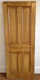 No1 / waxed door / £265