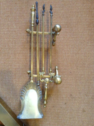 No20 /  Brass Companion Set £120 (not including dogs)