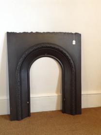 No6 / Fireplace Iron Insert £165