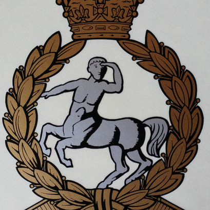 Royal Army Vetinerary Corps Decal £22