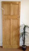 No7 / Waxed door