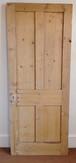 No11 / Waxed Door