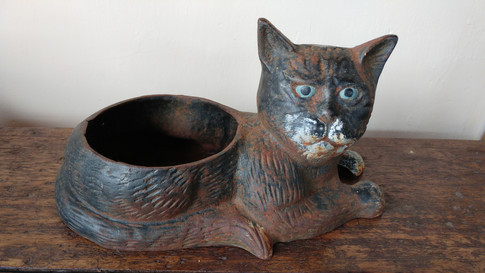Cast Iron Cat £28