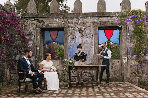bryllup i portugal