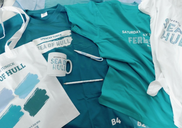 Official Sea of Hull merchandise goes on sale
