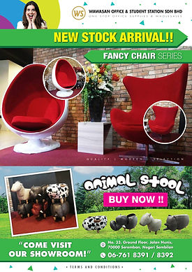 Fancy Chair promotion