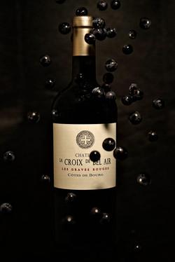La Croix berries