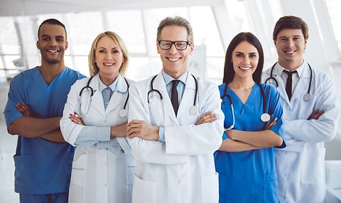 Successful team of medical doctors are l