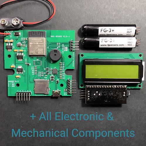 Full Gradiometer Kit