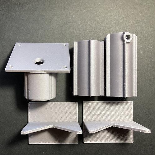 DIY Gradiometer 3D Parts