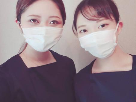 新人スタッフ紹介!