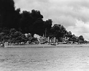 220px-USS_Phoenix_(CL-46)_steams_down_th