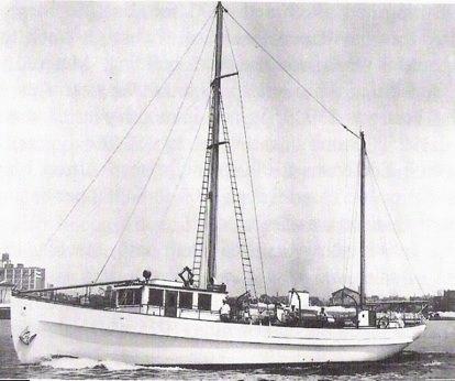 Camden ship