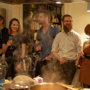 SupperClub mit Sommelier