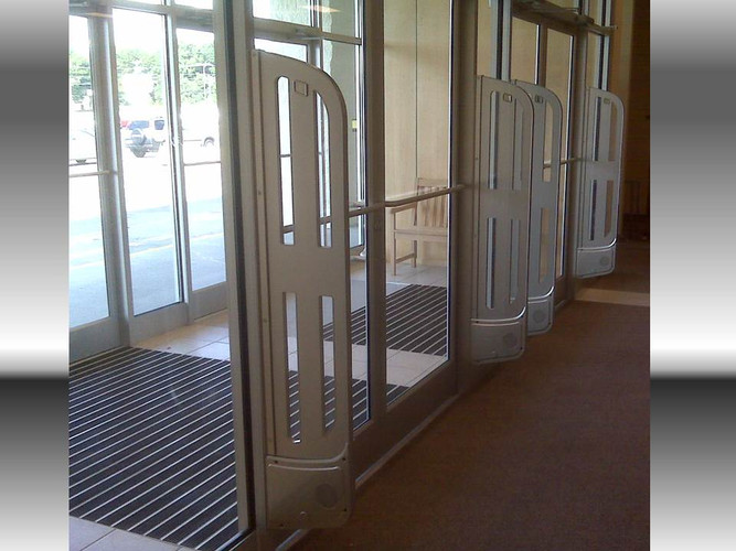 WiFi Door Guard
