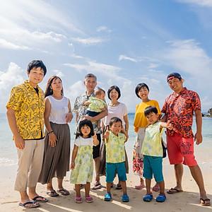A Family @AJ Resort Island Ikeijima