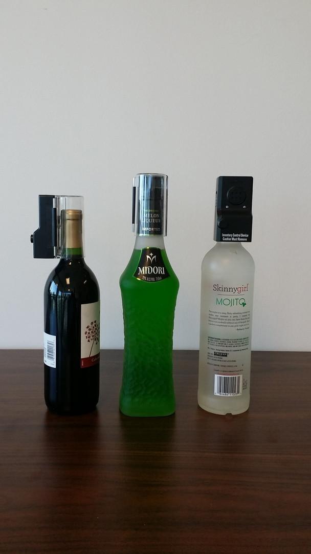 IR Smart Bottle Tag