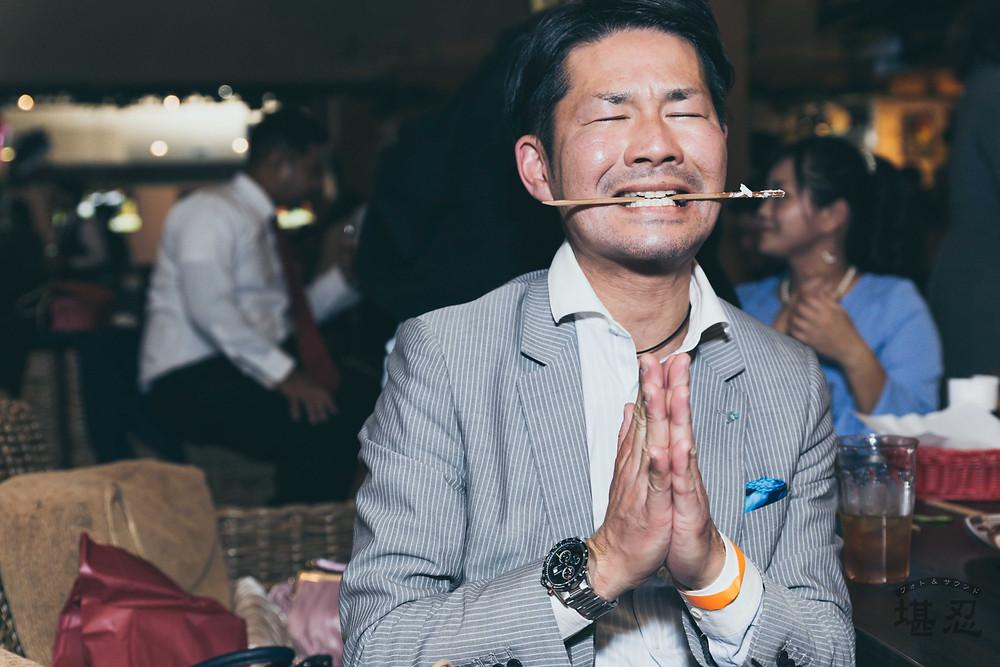 沖縄-結婚式二次会写真-Diningbar LINE-